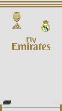 REAL MADRID 19-20 KITS - EMPTY SPACES THE BLOG