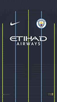 b9ec3c601 MANCHESTER CITY 18-19 KITS - EMPTY SPACES THE BLOG